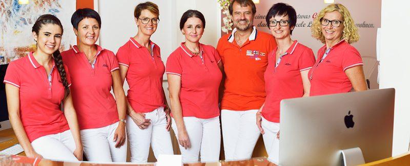 Dr. Hillisch Team Mitarbeiter