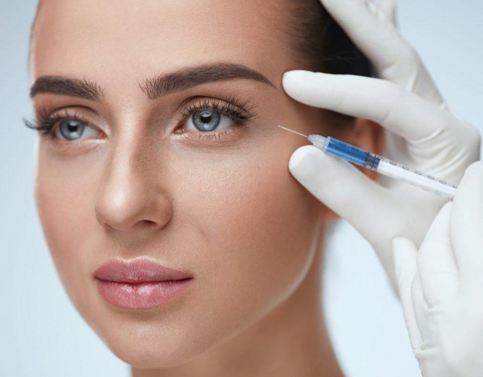 Botox Behandlung