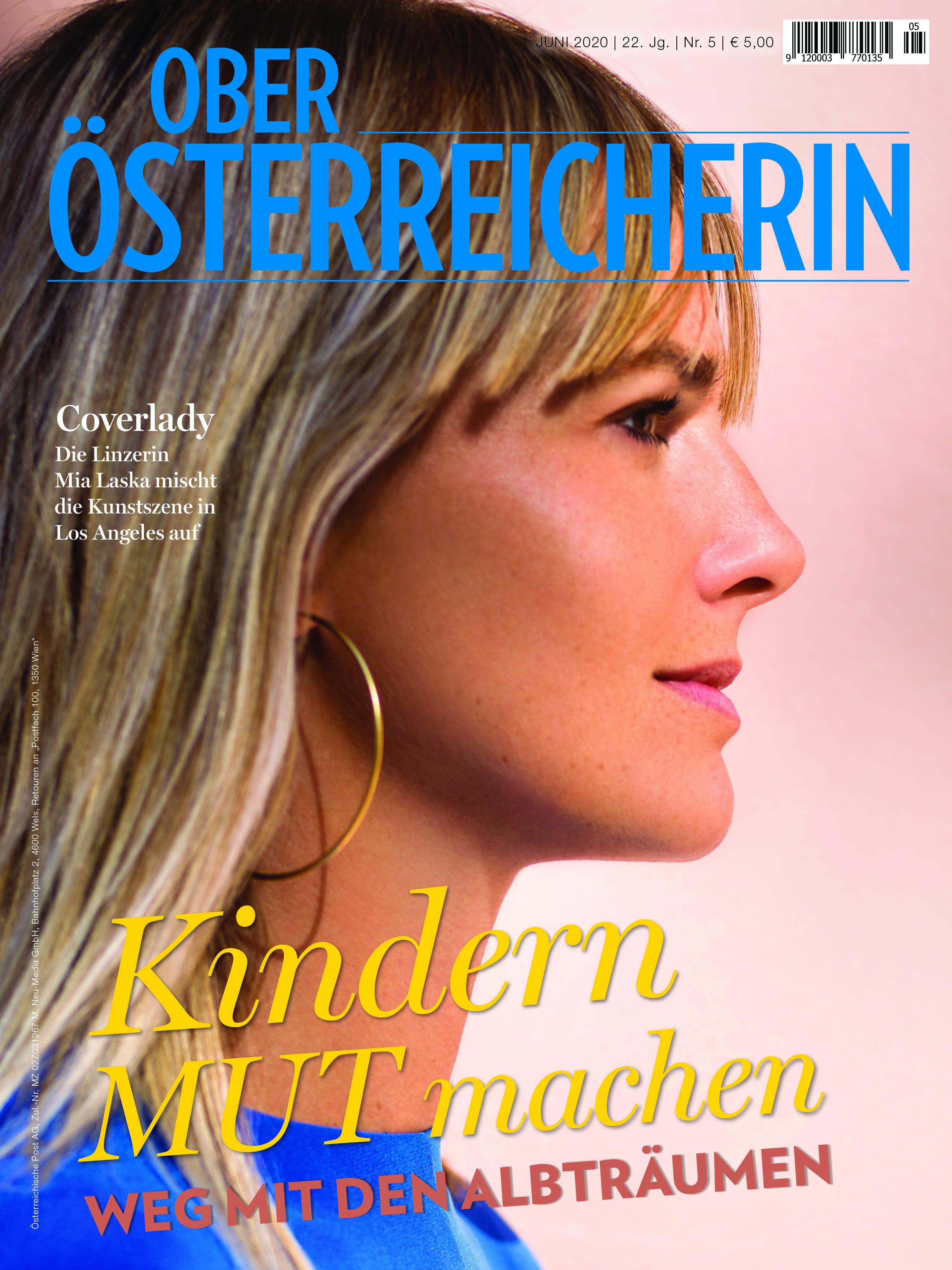 OberÖsterreicherIn Juni 2020 Cover